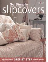 So Simple Slipcovers