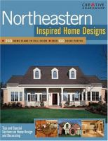 Northeastern Inspired Home Plans