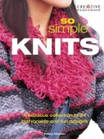 So Simple Knits