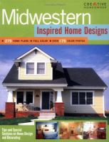Midwestern Inspired Home Designs