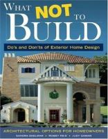 What Not to Build