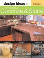 Design Ideas for Decorative Concrete & Stone