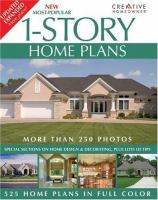 New Most-popular 1-story Home Plans