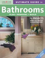 Ultimate Guide to Bathrooms