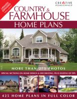 New Country & Farmhouse Home Plans