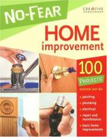 No-fear Home Improvement