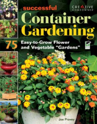Successful Container Gardens book cover
