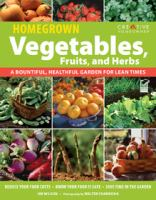 Homegrown Vegetables, Fruits, and Herbs