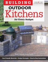 Building Outdoor Kitchens