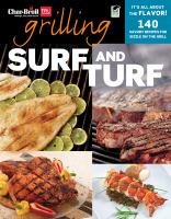 Grilling Surf and Turf