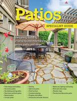 Patios Specialist Guide