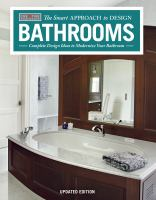 The Smart Approach to Design Bathrooms