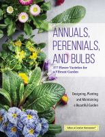 Annuals, Perennials, and Bulbs