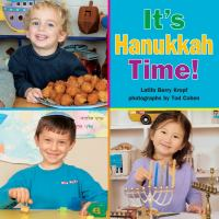 It's Hanukkah Time!