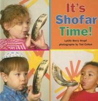 It's Shofar Time