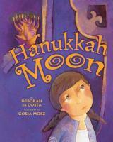 Hanukkah moon