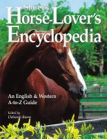 Storey's Horse-lover's Encyclopedia