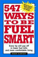 547 Ways to Be Fuel Smart