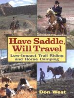 Have Saddle, Will Travel