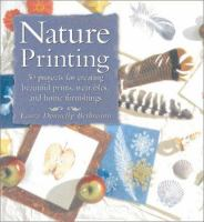Nature Printing With Herbs, Fruits & Flowers
