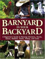 Barnyard in your Backyard