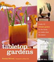 Tabletop Gardens