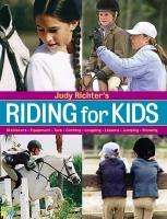 Judy Richter's Riding for Kids