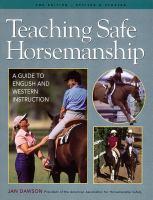 Teaching Safe Horsemanship