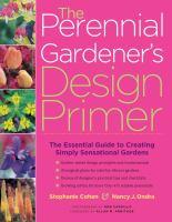 The Perennial Gardener's Design Primer