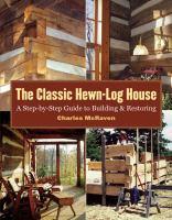 The Classic Hewn-log House