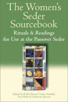 The Women's Seder Sourcebook