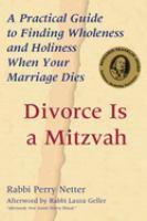 Divorce Is A Mitzvah