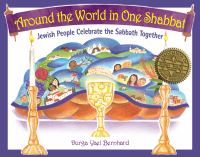 Around the World in One Shabbat