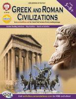 Greek and Roman Civilizations, Grades 5--8
