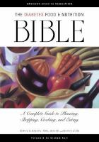 The Diabetes Food & Nutrition Bible