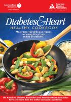 Diabetes & Heart Healthy Cookbook