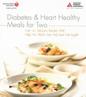 Diabetes & Heart Healthy Meals for Two