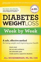Diabetes Weight Loss, Week by Week