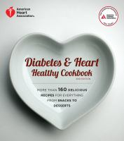 Diabetes & Heart Healthy Cookbook
