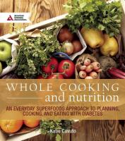 Whole Cooking & Nutrition