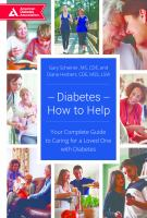 Diabetes-how to Help