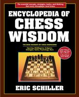 The Encyclopedia of Chess Wisdom
