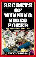 Secrets of Winning Video Poker