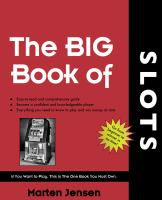 The Big Book of Slots and Video Poker