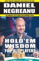 Hold 'em Wisdom for All Players