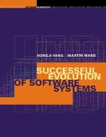 Successful Evolution of Software Systems