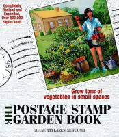 The Postage Stamp Garden Book