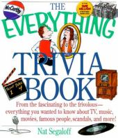 The Everything Trivia Book