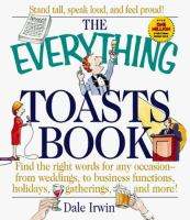 The Everything Toasts Book