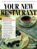Your New Restaurant